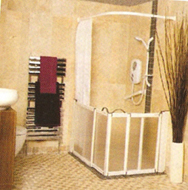 Walk-In Baths Disabled Bathing Square Cubicles Walk-In Bathing ...